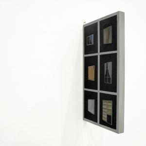 Vérité, 2017, Peinture à l'huile sur bois, 30.3 x 58 x 3.3 cm-2